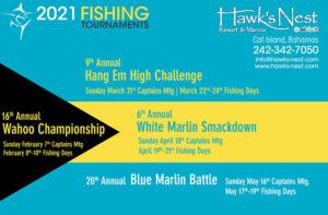 Hawk's Nest | Cat Island Bahamas | 2021 Fishing Tournament