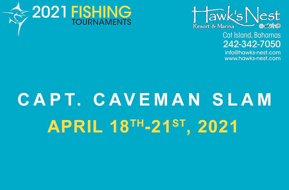 2021 Hawk's Nest Fishing Tournament