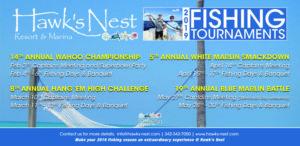 Hawks Nest Fishing Tournament Featured Image